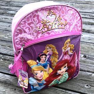 DISNEY Princess Backpack 👑